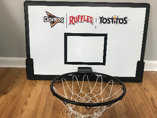 Portable Basket Ball Hoop w/Pole & Base