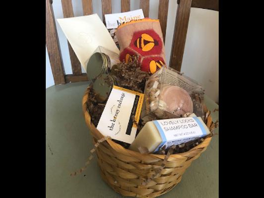 The Honey Exchange Gift Basket