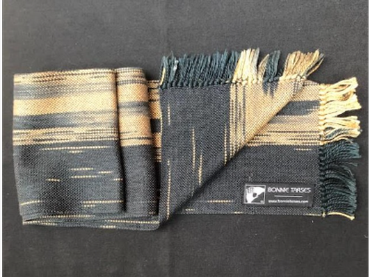 Handmade Scarf (organic cotton)