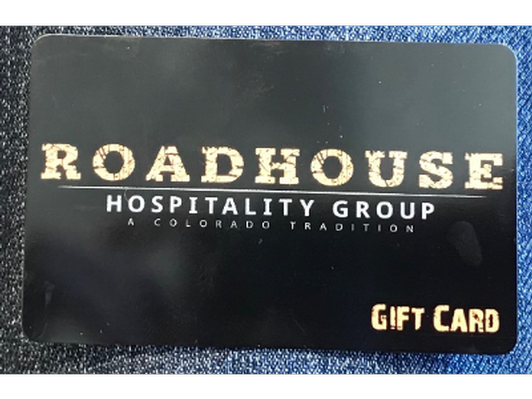 Tstreet Roadhouse Gift Card