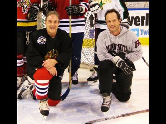 Hockey with Denny Matthews and Ryan Lefebvre