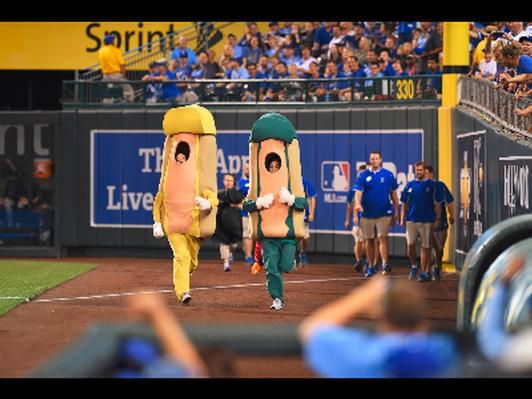 Royals Hot Dog Derby