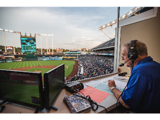 Royals Broadcast Experience