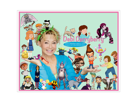 Debi Derryberry's Preschool Fun