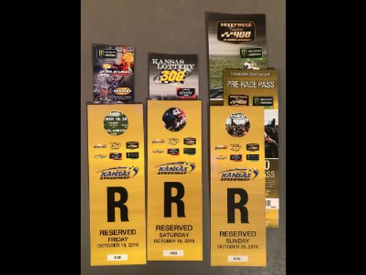 NASCAR Weekend at Kansas Speedway