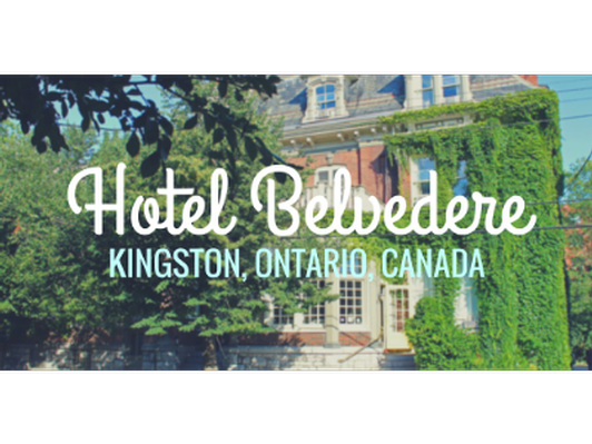 One night's stay donated by Hotel Belvedere *PREMIUM ITEM*