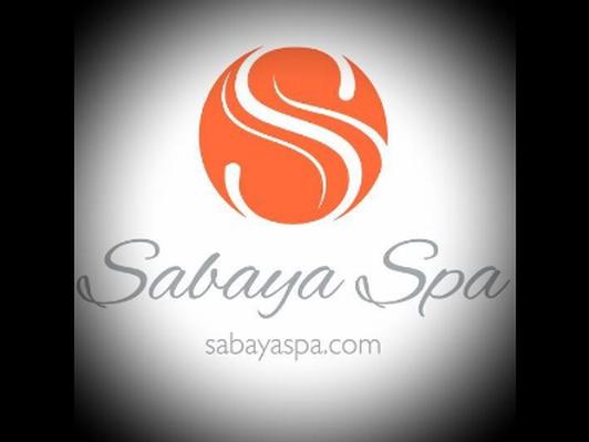 $25 gift certificate donated by Yassmine at Sabaya Spa.