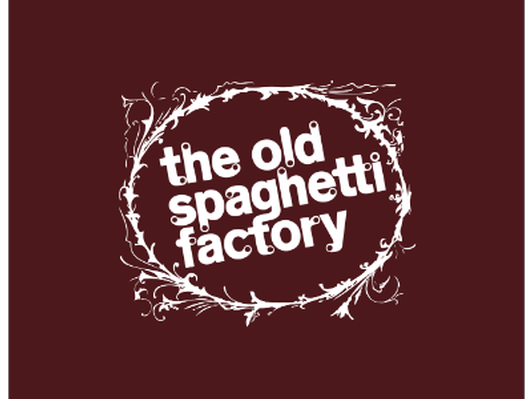 The Old Spaghetti Factory Gift Certificate