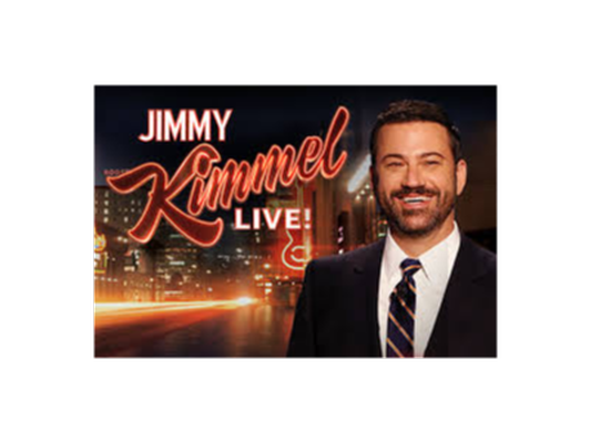2 VIP Green Room Passes to Jimmy Kimmel Live show