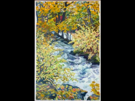Fall, River by Nancy Glassman