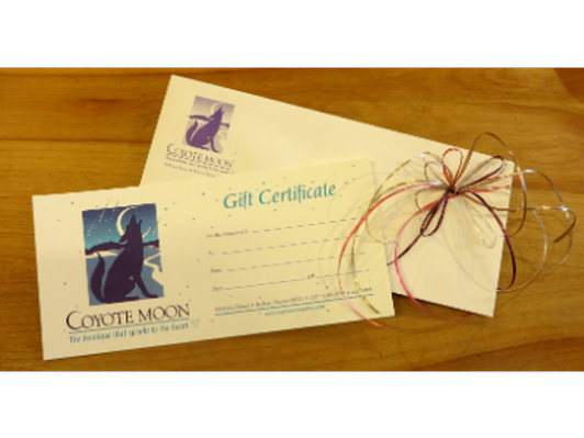 Coyote Moon Gift Card