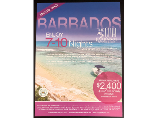 Tropical Vacation Resort - BARBADOS