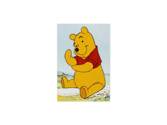 Winnie the Pooh on your voicemail!