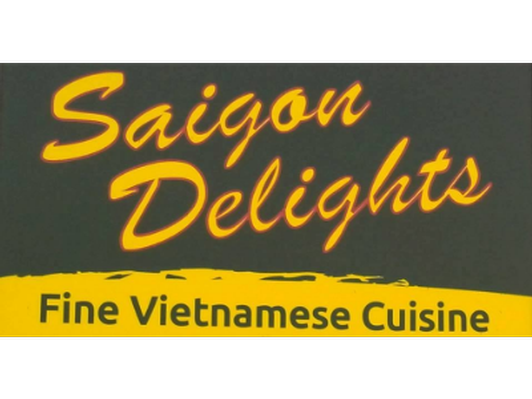 $40 Gift certificate to eat in or take out at either of two locations donated by Saigon Delights