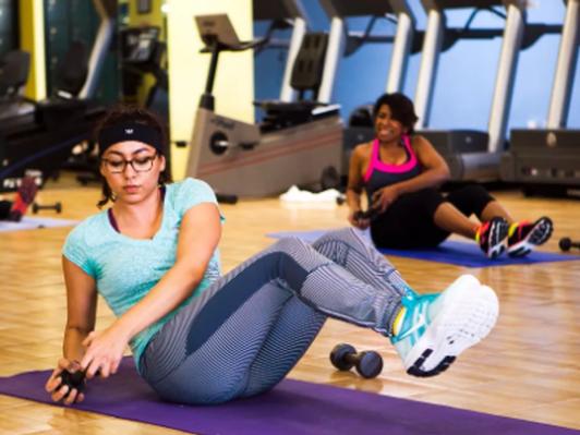 10 Class Fitness Pass to Women's Fitness of Boston!
