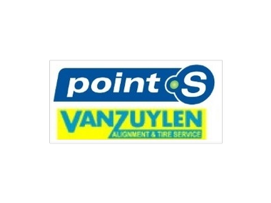4-wheel alignment for a car or a light truck donated by Point-S Vanzuylen