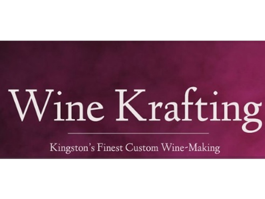 Make your own wine - $100 Craft Winemaking Gift Certificate. Know nothing about wine?? No problem!!  Wine making is a simple and fun hobby. Just simply drop in and we will walk you through the process.  No appointment needed.