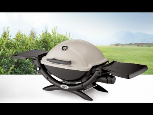 Weber Q 1200 grill donated by F.W. Black Ltd. *PREMIUM ITEM*