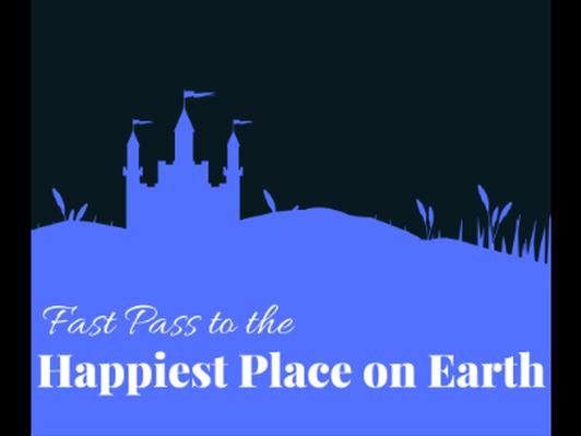 3 Walt Disney World 1-Day Park Hopper, Fast Passes
