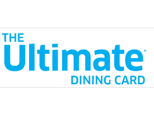 $50 ultimate dining card donated by Givesco Building Materials