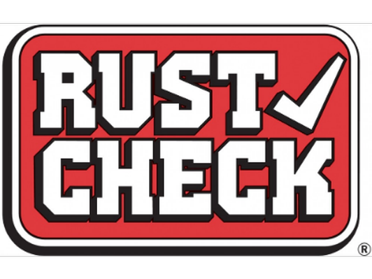 Rust Check treatment donated by Rust Check Kingston