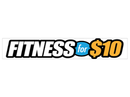 One year VIP+ membership to Fitness for $10