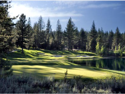 Golf for Three at Lahontan Golf Club