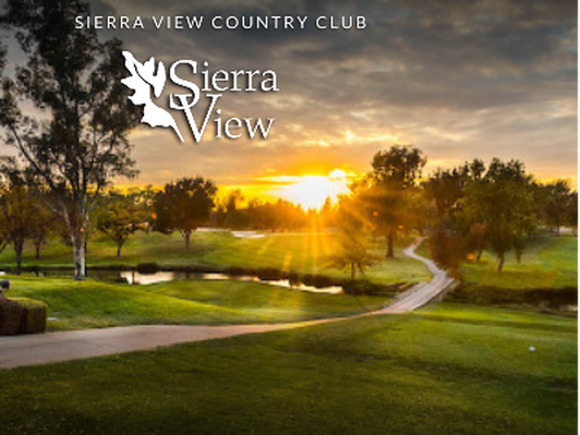 Golf for Four Sierra View Country Club