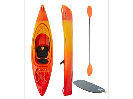 LL Bean Kayak Package and PFD