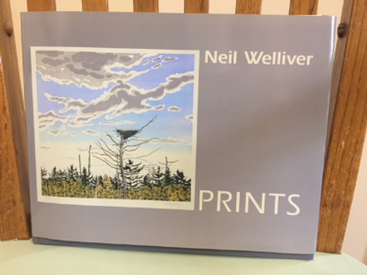 Prints by Neil Welliver