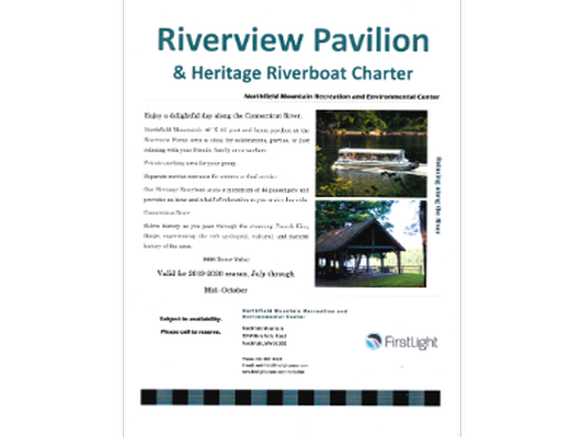 Heritage Scenic River Cruise and Pavillion