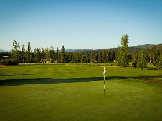 ( 2 )Twosomes at Tahoe City Golf Course