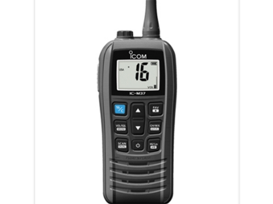 Icom M37 Floating Handheld VHF Radio