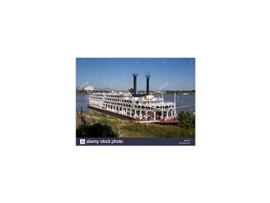 Seven Day Itinerary For Two Aboard ANY American Queen Steamboat Company Boat
