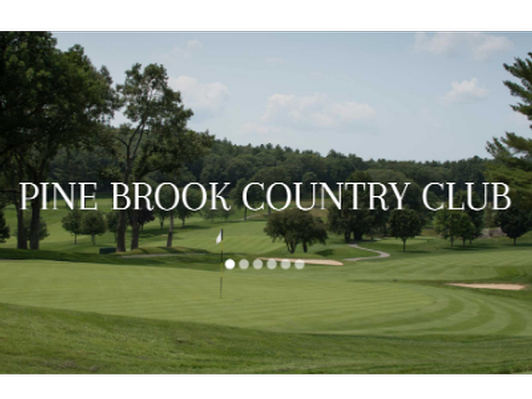 Enjoy a round of Golf for 3 at Pine Brook Country Club!