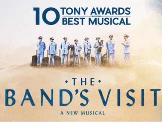 See Tony Award® Winner for Best Musical - The Band's Visit