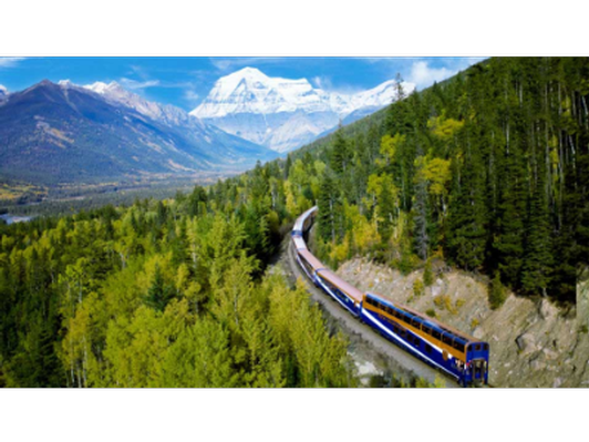 Experience an outstanding trip with Rocky Mountaineer