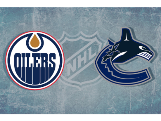 Two tickets for Edmonton Oilers at Vancouver Canucks in December