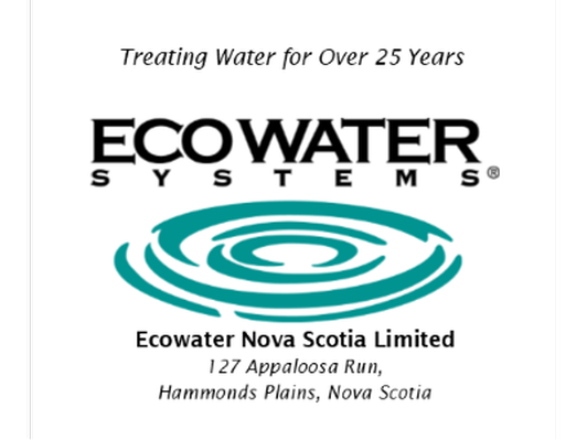 EcoWater NS - Reverse Osmosis Water system