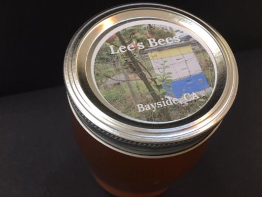 Quart of Local Honey