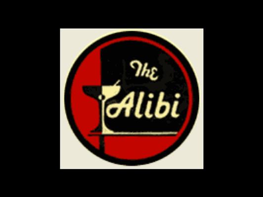 The Alibi $50 dining certificate