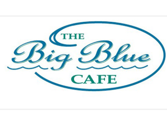 Breakfast for 2 at Big Blue Cafe