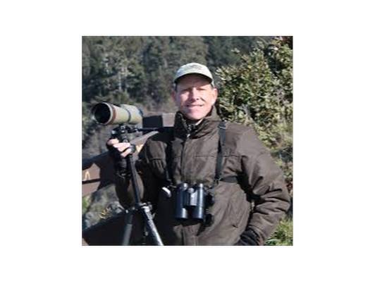 Birding with Ken Burton