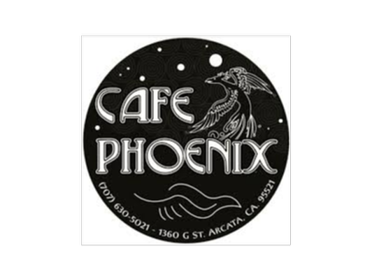 Cafe Phoenix $50 dining certificate