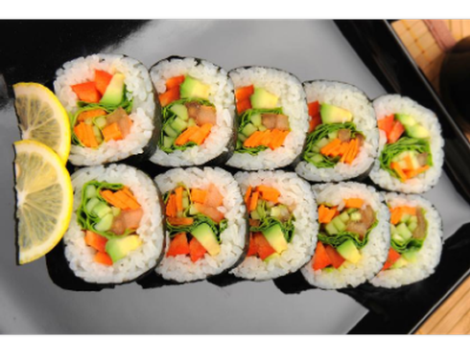Roll Your Own (Sushi) Party for 8 with Terry Uyeki