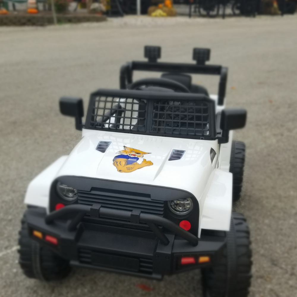 Wildcat Moving Jeep