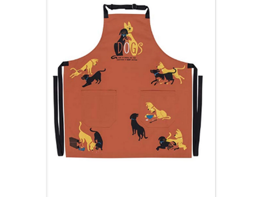 Dog Lovers Apron