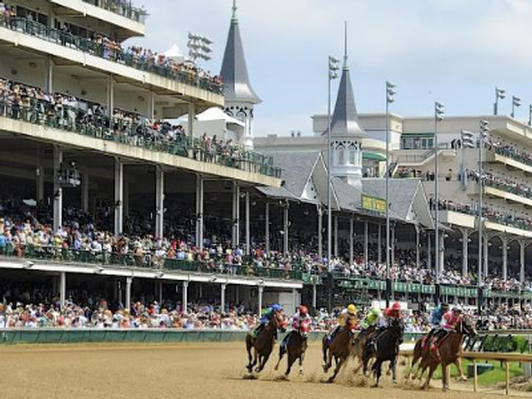 Box Seats for 6 to Churchill Downs