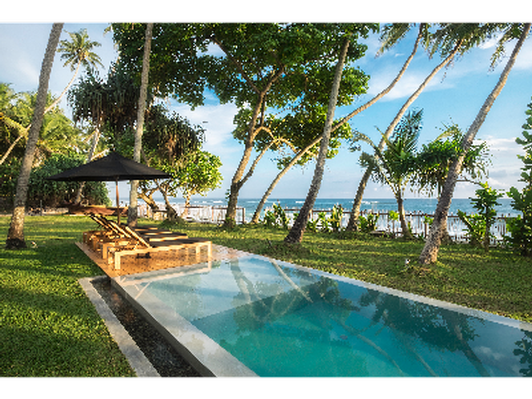 3 Nights Stay at luxury beachfront villa, Sri Lanka