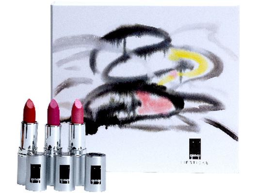 Gingi lipstick trio